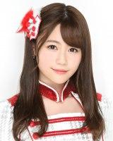 11月16日発売のAKB48の新曲の選抜メンバーに入った込山榛香(C)AKS