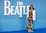 ドキュメンタリー『ザ・ビートルズ〜EIGHT DAYS A WEEK-The Touring Years』ロンドン・ワールド・プレミアに登場したオリヴィア・ハリスン