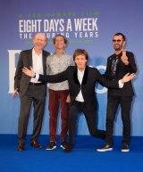 ドキュメンタリー『ザ・ビートルズ〜EIGHT DAYS A WEEK-The Touring Years』ロンドン・ワールド・プレミアの模様