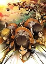 テレビアニメ『進撃の巨人』Season1が10月3日よりTOKYO MXで再放送(C)諫山創・講談社/「進撃の巨人」製作委員会