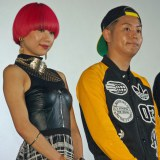 1 FINGER(左から)イリナ、IMANISHI (C)ORICON NewS inc.