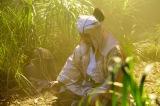 NHK大河ドラマ『真田丸』第37回「信之」より。関ヶ原の戦いで徳川の東軍に敗れ自ら死を選んだ大谷吉継(C)NHK