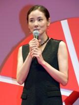 映画『SCOOP!』完成披露試写会に出席した吉田羊 (C)ORICON NewS inc.