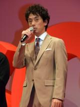 映画『SCOOP!』完成披露試写会に出席した滝藤賢一 (C)ORICON NewS inc.