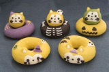 天然素材のドーナツ専門店「フロレスタ」からハロウィンモチーフのラスカルドーナツが発売に