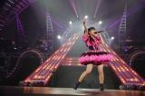 """横浜アリーナでソロコンサートを開催したももいろクローバーZの""""あーりん""""こと佐々木彩夏 photo by HAJIME KAMIIISAKA"""