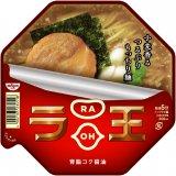 日清ラ王(カップ麺)背脂コク醤油