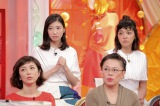 20日に放送される日本テレビ系バラエティー『女優カメレオン』(深0:59)に出演する(左から)相楽樹と我妻三輪子 (C)日本テレビ