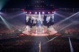『BABYMETAL WORLD TOUR 2016 LEGEND-METAL RESISTANCE-』の模様(photo by : Taku Fujii /  MIYAAKI Shingo)