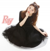 キュートな三毛ネコ姿を披露した乃木坂46・白石麻衣=『Ray2016年11月号』(主婦の友社)