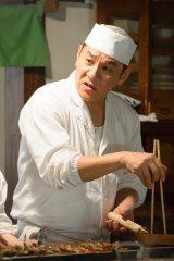 NHK連続テレビ小説『とと姉ちゃん』森田宗吉役のピエール瀧(C)NHK