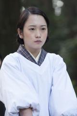 NHK連続テレビ小説『とと姉ちゃん』長女・富江役の川栄李奈(C)NHK