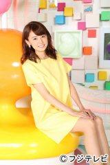 『めざましテレビ アクア』の木曜・金曜メーンキャスターに決定した宮澤智アナウンサー