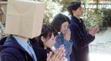 テレビ東京系で放送中のドラマ『こえ恋』第11話より。新年そうそう鉢合わせ(C)どーるる/comico/「こえ恋」製作委員会