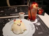 """""""花嫁のオバケちゃん""""がキュートな「Q-pot CAFE.」のハロウィンスイーツ (C)oricon ME inc."""
