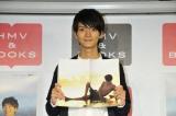 初写真集の発売記念イベントに出席した山本涼介(C)東京ニュース通信社