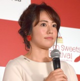 磯山さやか (C)ORICON NewS inc.
