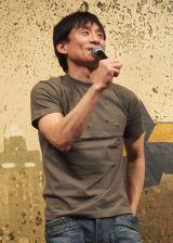 なだぎ武=ドラマ『Marvel ルーク・ケイジ』配信直前トークイベント (C)ORICON NewS inc.