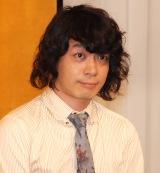 NHK連続テレビ小説『ひよっこ』に出演が決まった峯田和伸 (C)ORICON NewS inc.