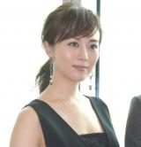 ドラマ『石川五右衛門』完成記念イベントに出席した比嘉愛未 (C)ORICON NewS inc.