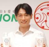 『hadakara』新商品および新CM発表会に出席したディーン・フジオカ (C)ORICON NewS inc.