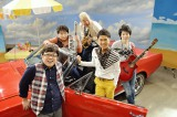 キャイ〜ンとDEENが新ユニット「KYADEEN(キャディ〜ン)」結成