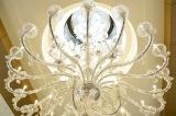 「カルティエ ブティック 銀座」約7メートルの巨大シャンデリア 見上げた様子(C)oricon ME inc.