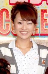 第1子妊娠を生報告した戸部洋子アナウンサー (C)ORICON NewS inc.