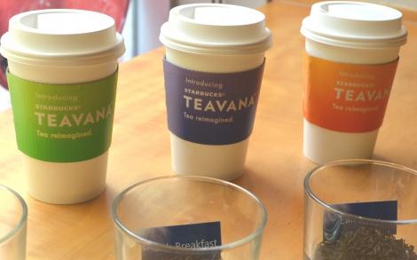 10月3日より、全国スターバックス店舗で展開される紅茶専門ブランド「ティバーナ」 (C)oricon ME inc.