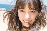 乃木坂46・西野七瀬の写真集『風を着替えて』より