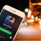 日本でサービス開始された「Spotify」(iPhone利用の場合)