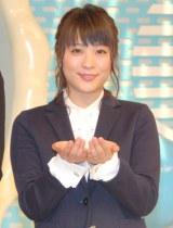 日本テレビ『ZIP!』の総合司会を卒業した北乃きい(写真は2014年司会就任時) (C)ORICON NewS inc.