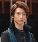 舞台『あずみ〜戦国編』公演成功祈願を行った鈴木拡樹 (C)ORICON NewS inc.