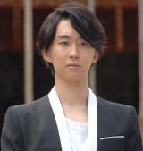 舞台『あずみ〜戦国編』公演成功祈願を行った小園凌央 (C)ORICON NewS inc.