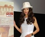 映画『白い帽子の女』トークショーに出席した萬田久子 (C)ORICON NewS inc.