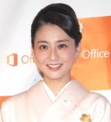 手術を受けたことをブログで報告した小林麻央 (C)ORICON NewS inc.