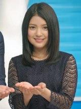 日本テレビ系朝の情報番組『ZIP!』に新加入した川島海荷 (C)ORICON NewS inc.