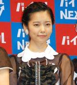 年内でAKB48を卒業することを発表した島崎遥香 (C)ORICON NewS inc.