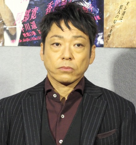ドラマ『スニッファー 嗅覚捜査官』の試写会に出席した香川照之 (C)ORICON NewS inc.