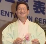 『第29回 日本 メガネ ベストドレッサー賞』表彰式に出席した春風亭昇太 (C)ORICON NewS inc.