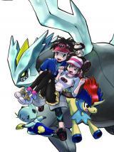 約2年ぶりに連載が再開される『ポケットモンスターSPECIAL B2・W2』メインビジュアル(C)2006 Pokemon.(C)1995-2006 Nintendo/Creatures Inc./GAME FREAK inc