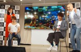 "『Theater Cafe&Dining""STORIA""』オープニングセレモニーの模様 (C)ORICON NewS inc."