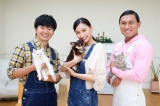 10月7日放送分から大政絢が新加入。オードリーと3人で番組進行(C)テレビ東京