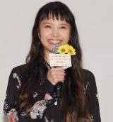 """""""大ファン""""木村カエラの登場に感激していた宮崎あおい (C)ORICON NewS inc."""