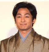 「元愛人を披露宴招待」報道に首かしげた片岡愛之助 (C)ORICON NewS inc.