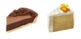 「マックカフェ バイ バリスタ」に秋のケーキ2種が新登場