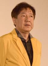 映画『グッドモーニングショー』初日舞台あいさつに登壇した君塚良一監督 (C)ORICON NewS inc.