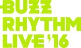 『バズリズム LIVE 2016』ロゴ