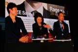 『第21回釜山国際映画祭』10月7日、映画『怒り』李相日監督と渡辺謙によるオープントークの模様
