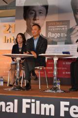 『第21回釜山国際映画祭』10月7日、映画『怒り』渡辺謙によるオープントークの模様